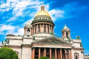 Heilige Isaak Kathedrale foto