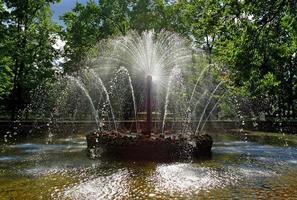 der Sonnenbrunnen foto