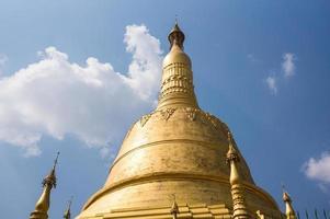 Shwemawdaw Pagode in Bago Myanmar foto