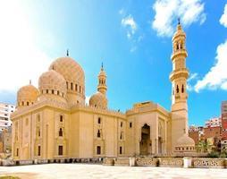 Moschee Alexandria foto