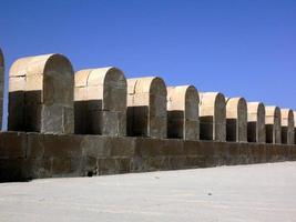 Qaitbay Zitadelle in Alexandria foto