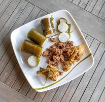 Delikatesse für Hari Raya foto