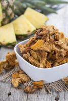 getrocknete Früchte (Ananas)