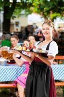Biergarten Restaurant foto