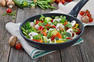 gemischtes Gemüse foto