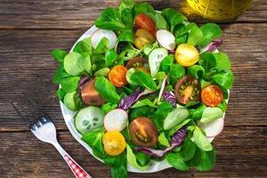 Salat foto