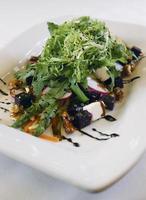 kalorienarmer Salat foto