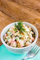 russischer salat olivier