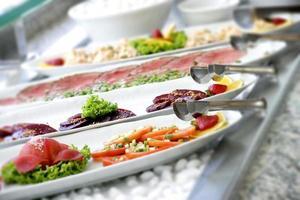 Salat Bar foto
