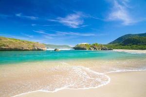 Ozeanlandschaft. foto