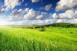 Agrarlandschaft foto