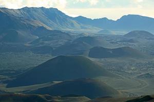 Landschaft mit Zapfen
