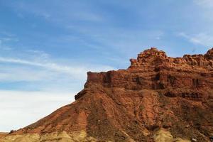 Wüstenlandschaft Hintergrund foto