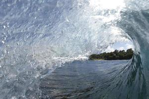 samoanische Welle foto