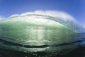Wellenschwimmkraft foto