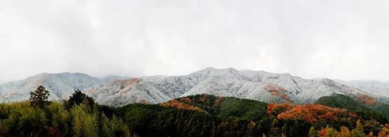 Herbst Winter foto
