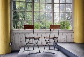 alter Wintergarten foto