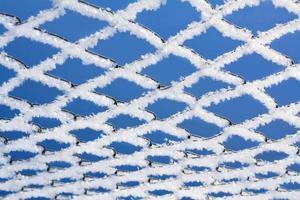 abstrakter Winterhintergrund foto