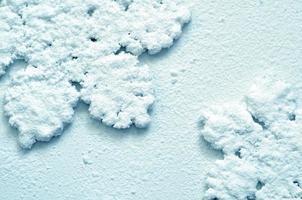 Winter Schnee Hintergrund.Schneeflocken foto