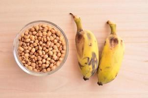 Bananenfrucht