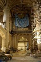 iglesia de santo domingo, arnedo, la rioja, spanien