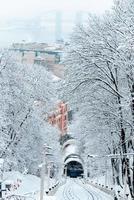 Kiew Standseilbahn foto