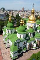 Heilige Sophia in der Kiewer Ukraine foto