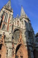 Heilige Nicolas Kathedrale in Kiew foto
