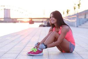 Sport im Freien foto