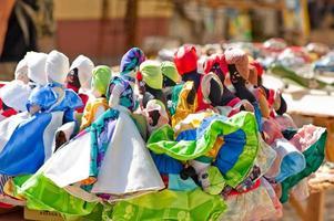 kubanische Puppen