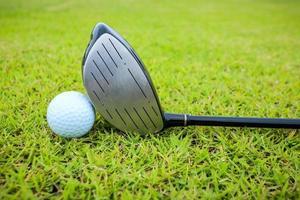 Golfball foto