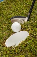 Golf-Thema foto