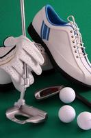 Golfausrüstung foto