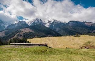 Natur der Slowakei