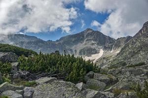 Musala Gipfel, Rila Berg foto