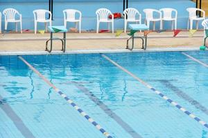 Schwimmbad Detail foto