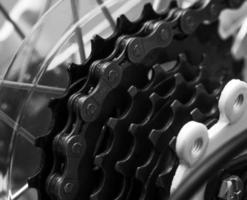 Fahrradkette foto