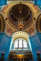 Capitol Rotunda - Olympia, Washington USA