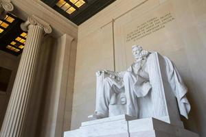 Abraham Lincoln Statue foto