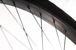 Fahrradfelge foto