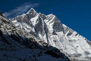 Blick auf die Lhotse foto