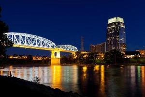 Innenstadt von Nashville foto