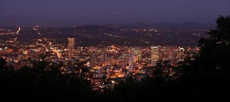 Portland Panorama foto