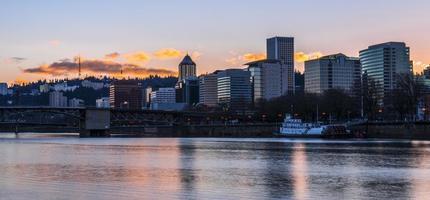 Portland Skyline foto