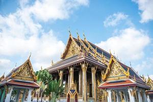 großer Palast - Bangkok foto
