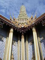 Wat Phra Kaeo, Bangkok foto