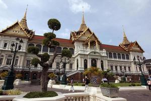 Thailand Bangkok Königspalast foto