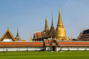 Highlight von Bangkok foto