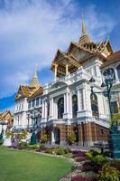 der große palast, bangkok, thailand foto