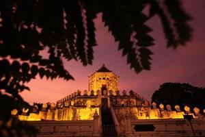 thailand bangkok fort sumen foto